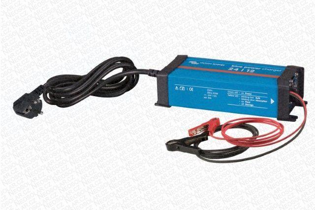 Nabíječka baterií BluePower 24V/12A