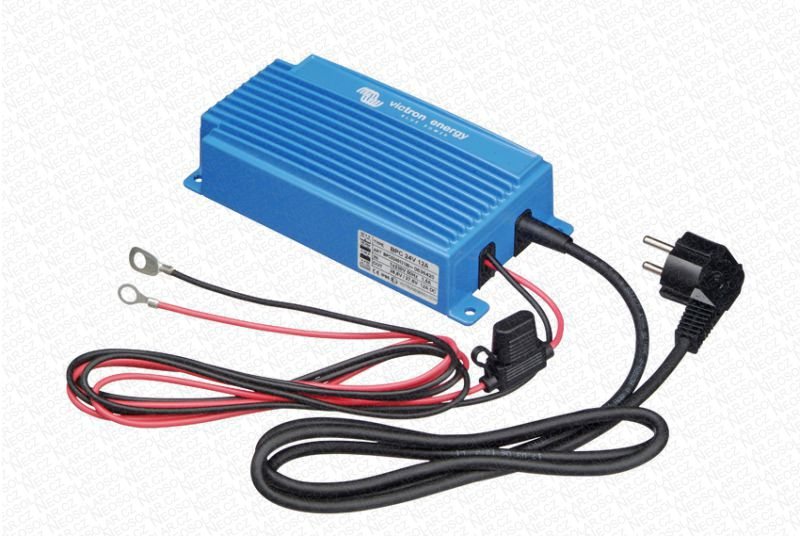 Nabíječka baterií Blue Power IP67 Charger 24V/8A (1+Si)