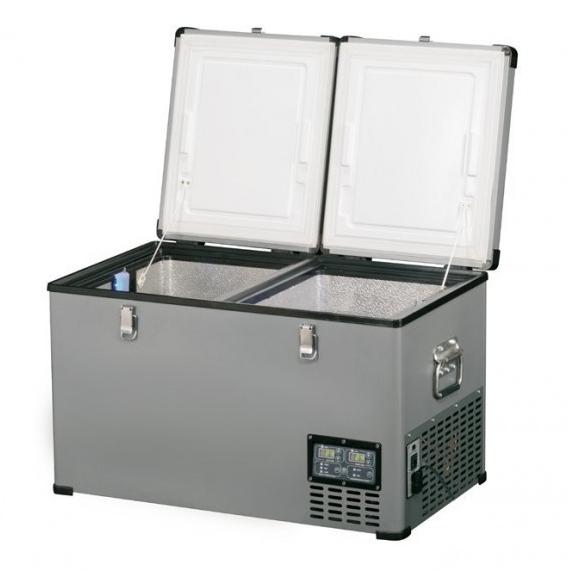TB65DD Steel kompresorová autochladnička Indel B, 65L, 12/24/230V
