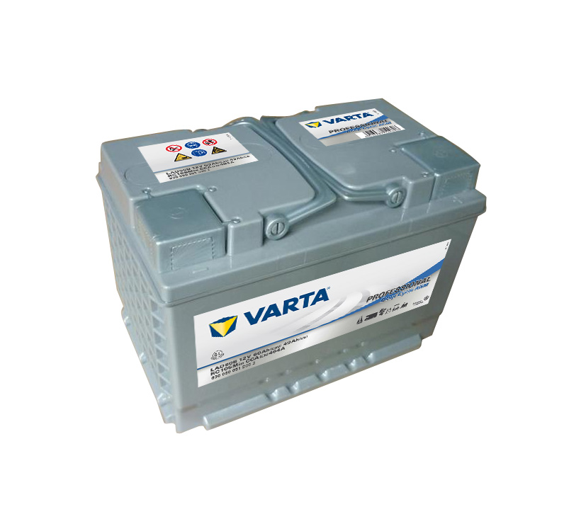 Varta Professional Deep Cycle AGM 12V 60Ah 510A