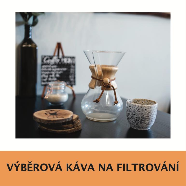 Káva na filtr