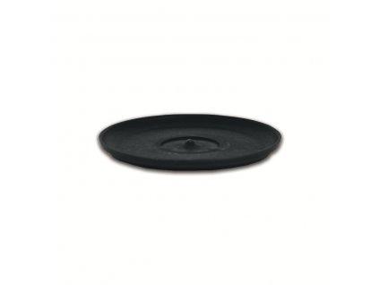Chaircoal saucer