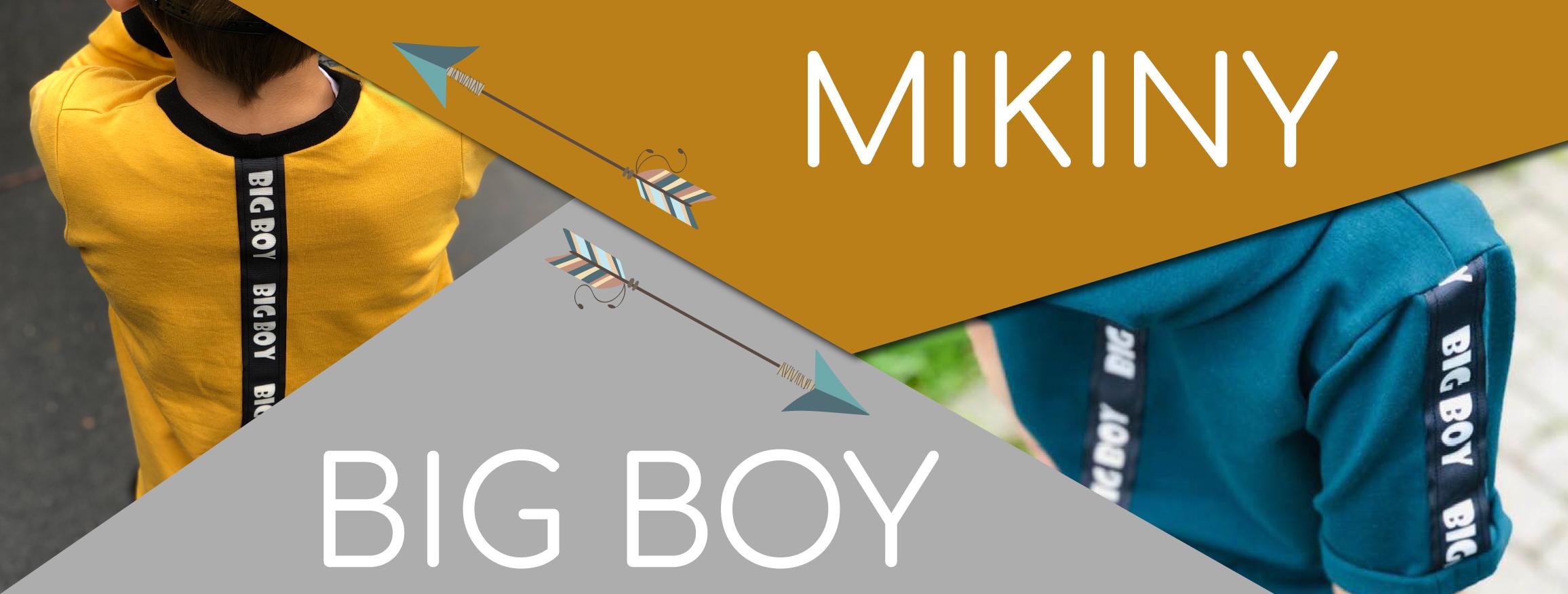 Mikiny BIG BOY