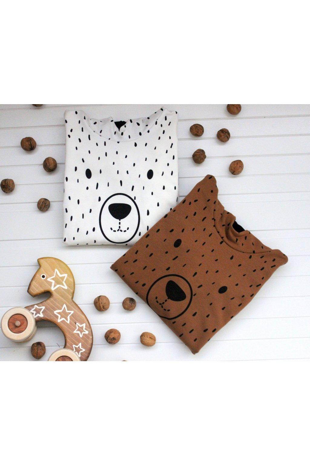 Dětská mikina - Medvídek