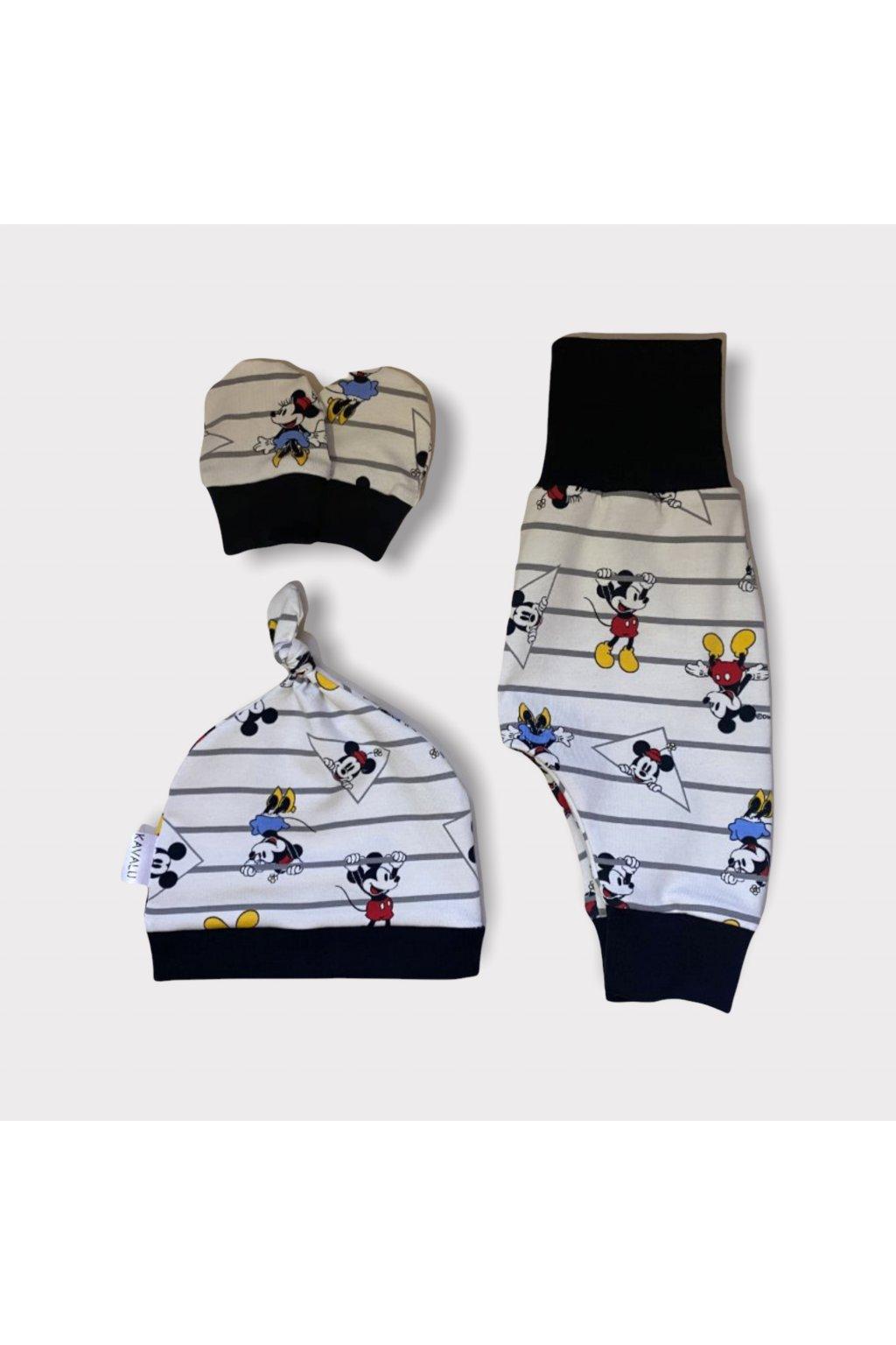 Novorozenecký set - Mickey