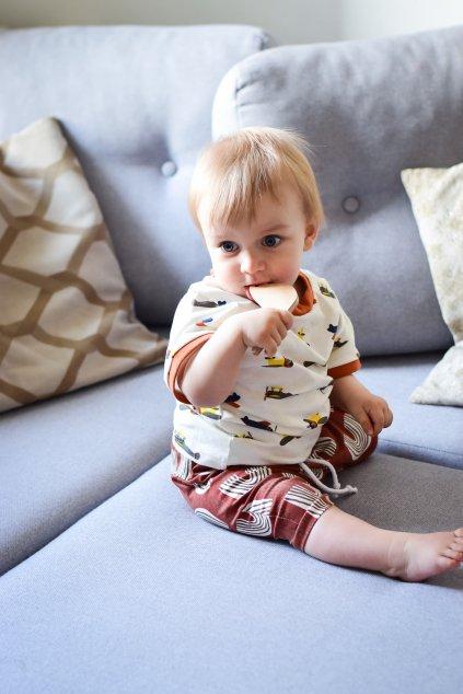 Kouzlené tričko - doprava