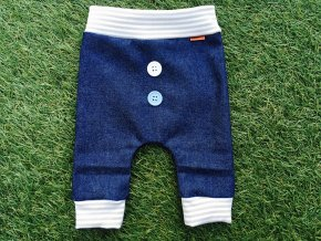 Harémky - Jeans