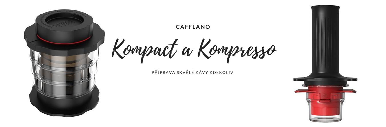 Cafflano Kompact a Kompresso