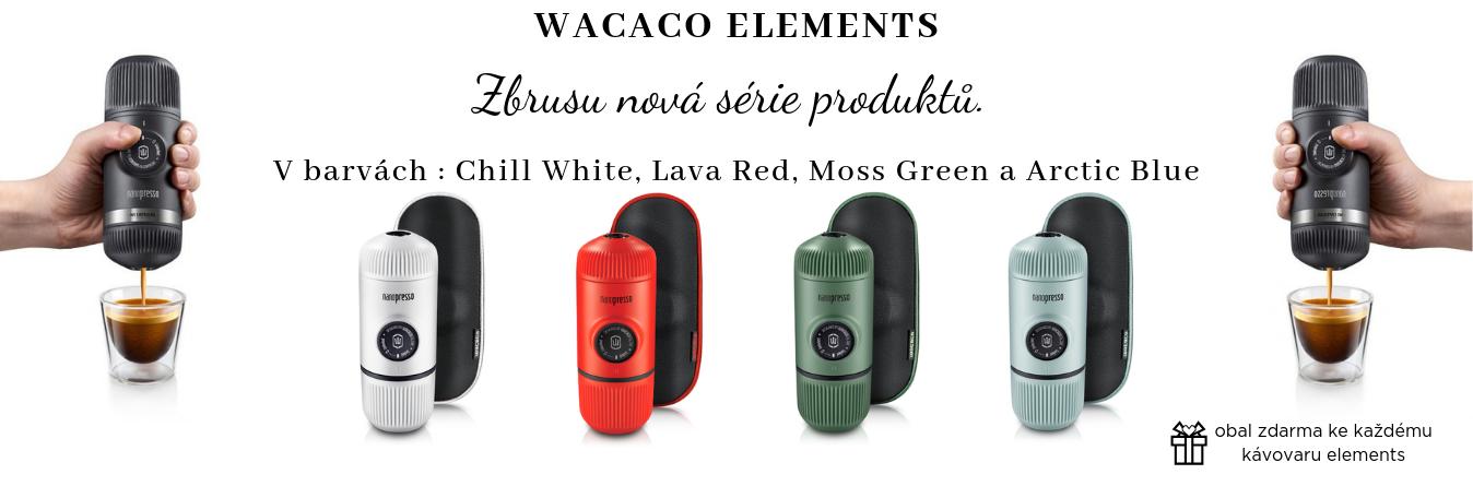 Wacaco Elements - dárek obal zdarma