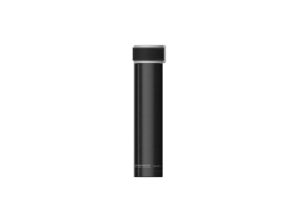 ASOBU skinny mini černá