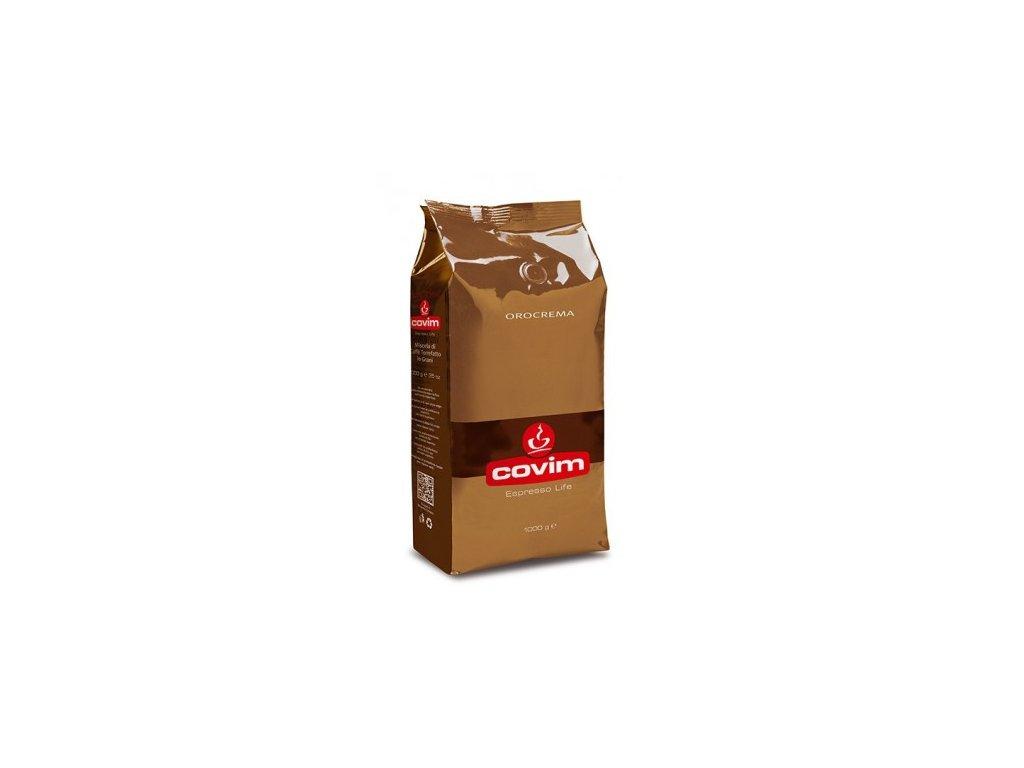 zrnkova kava covim orocrema 1 kg