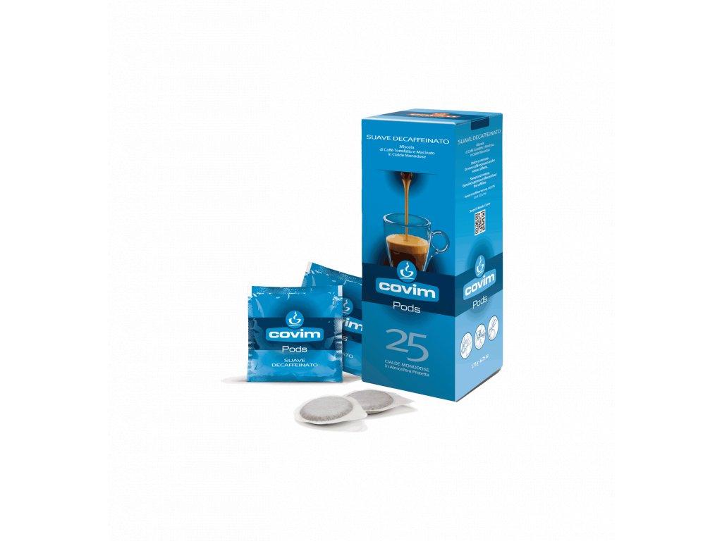ese pody kava covim suave bezkofeinova 25 ks