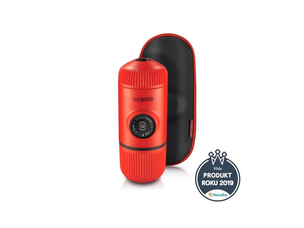 Wacaco Nanopresso Lava Red + obal zdarma