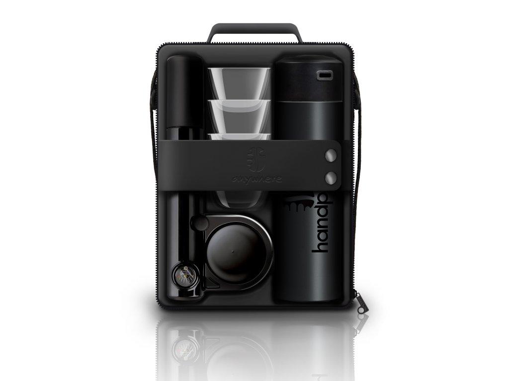 vyrp14 62Handpresso pump set black 3D