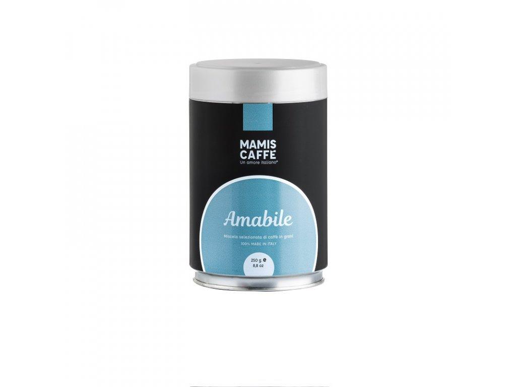 zrnkova kava mami s caffe amabile 250 g doza