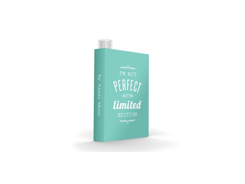 Asobu láhev v knize Perfect