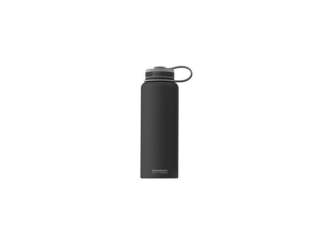 ASOBU Alpine Flask - černá 1