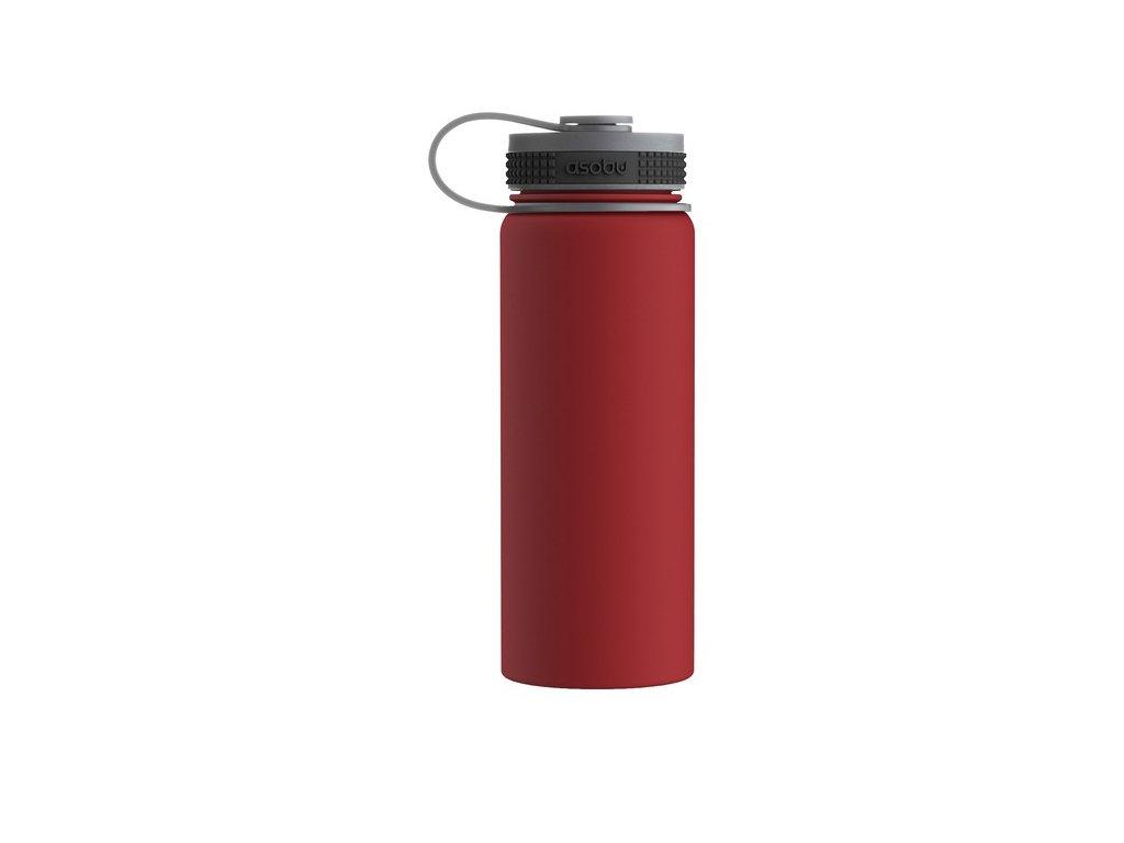ASOBU Alpine Flask - červená 1