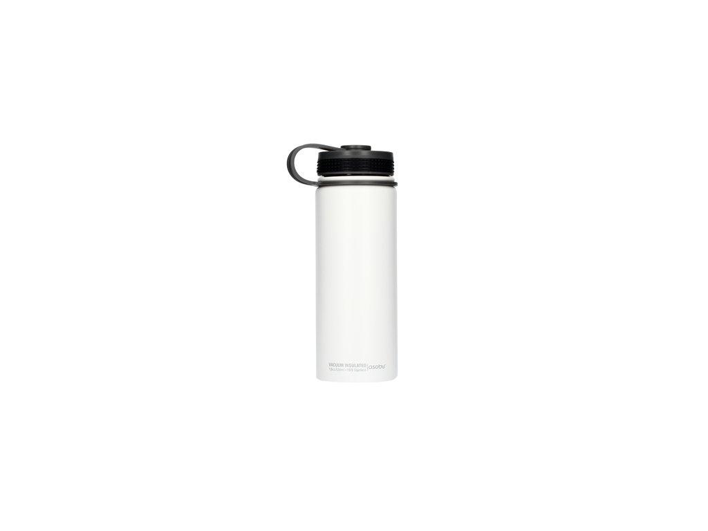 ASOBU Alpine Flask - bílá 1