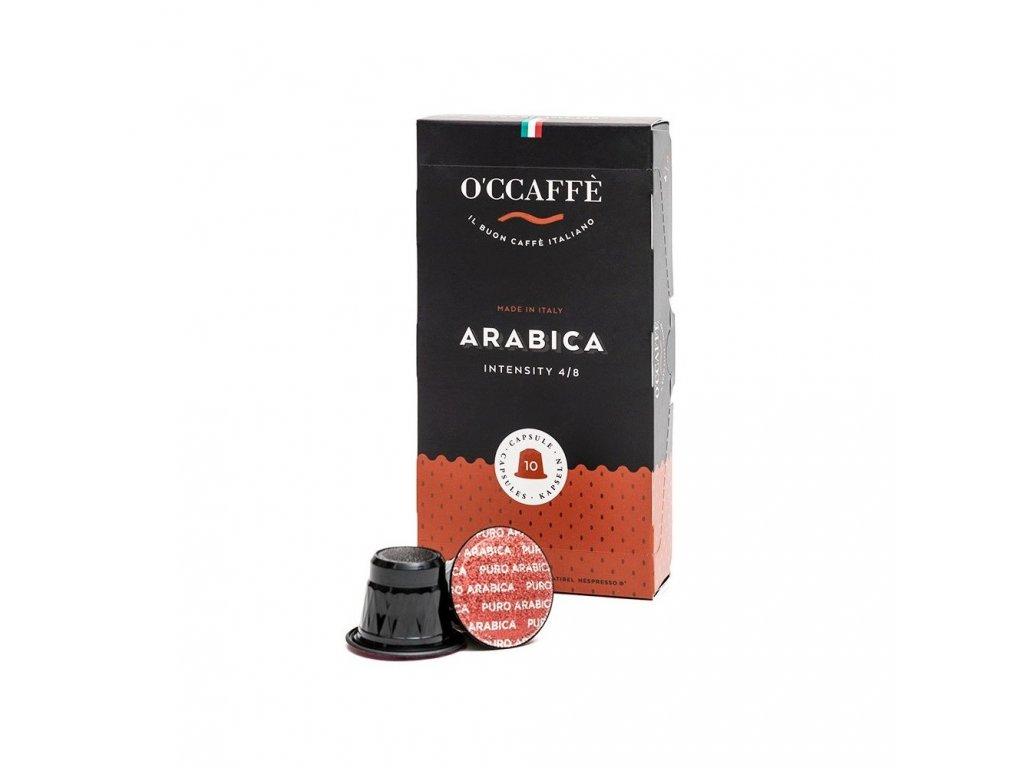 O´Ccaffé Arabica kapsle pro Nespresso
