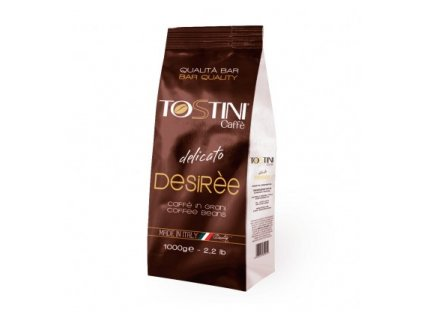 zrnkova kava tostini desiree 1 kg