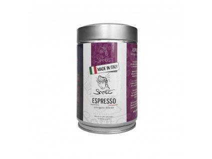 zrnkova kava sarito espresso 250 g doza