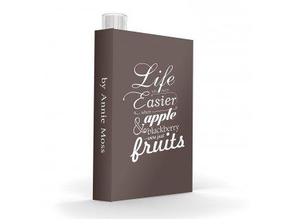 Asobu láhev v knize Life