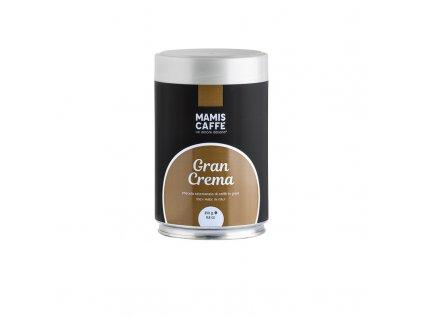 zrnková káva Gran Crema v dóze