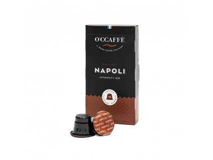 O´Ccaffé Napoli kapsle pro Nespresso