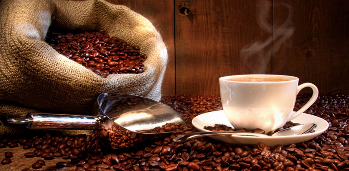 čerstvá káva z pražírny
