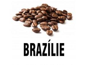 BRAZÍLIE JEDNODRUHOVÉ KÁVY
