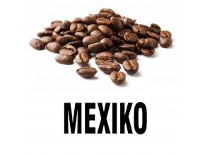 MEXIKO JEDNODRUHOVÉ KÁVY