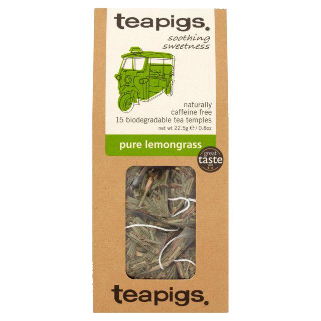 Čaje Teapigs