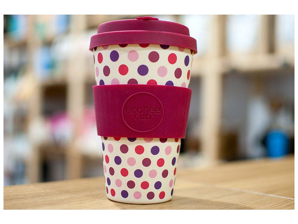 ECOFFEE - Pink Polka (400ml)