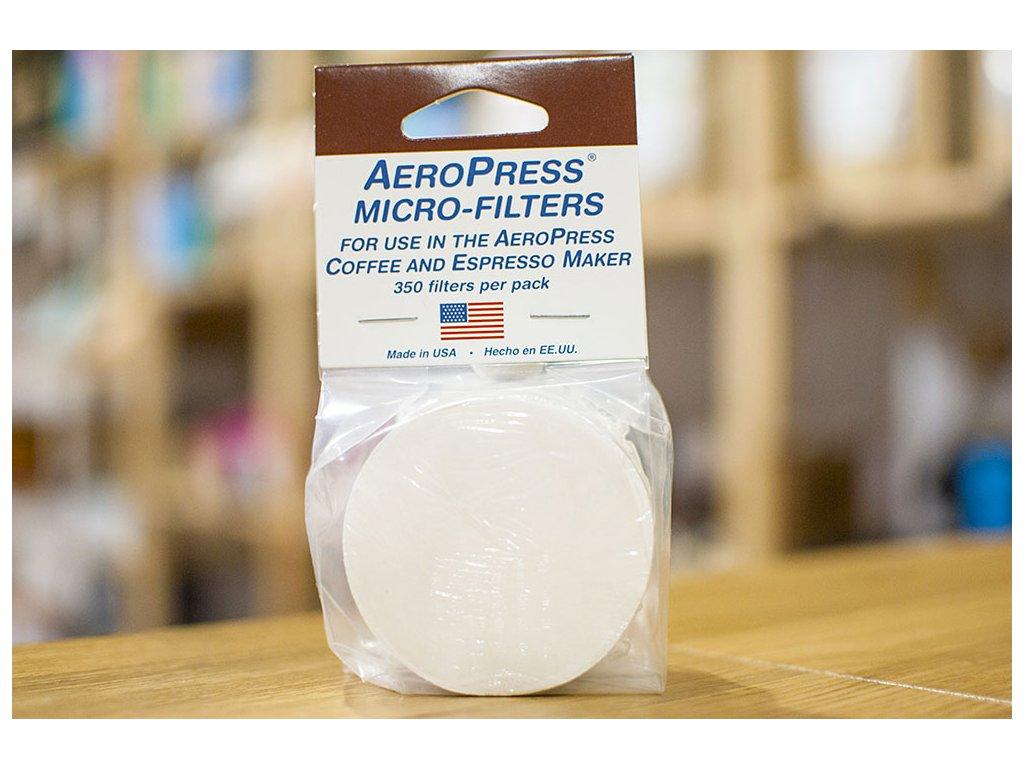 AeroPress Micro-Filters 350ks