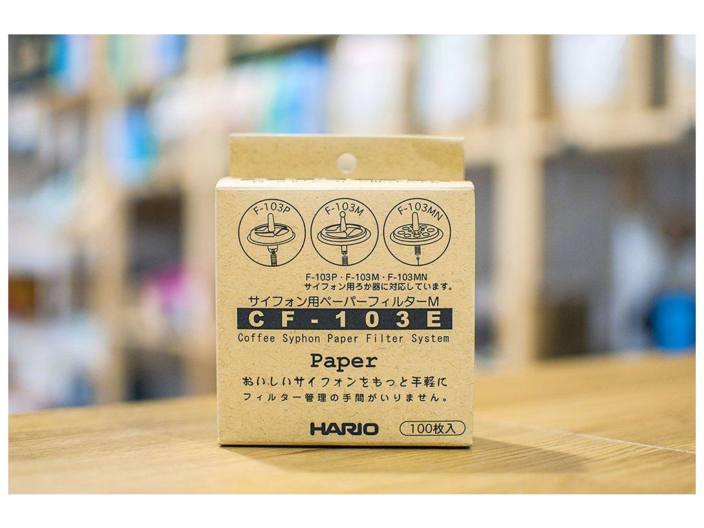 Hario CF-103E Vacuum Pot 100ks