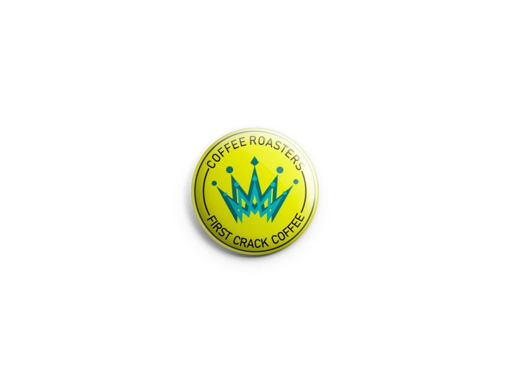 yellow pin