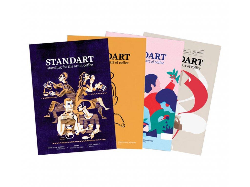 Standart magazín (ročník 2019)