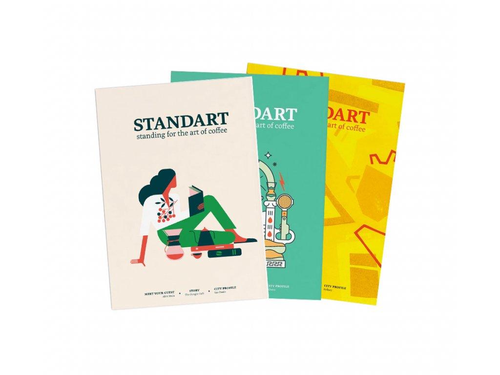 Standart magazín (ročník 2018)