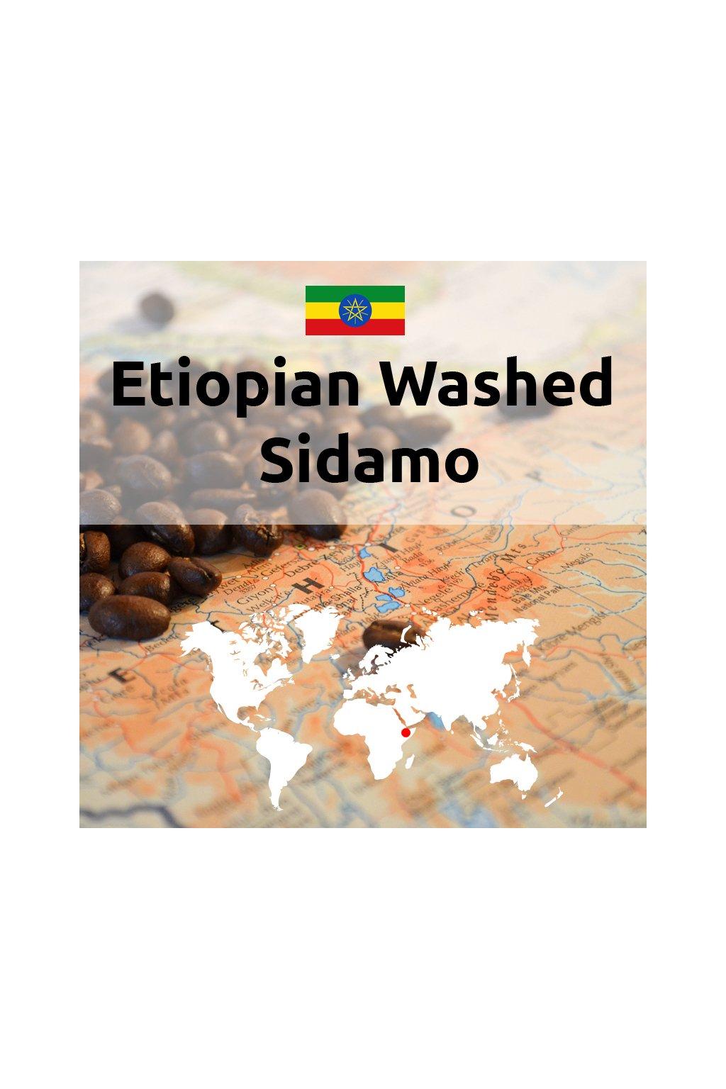 Etiopian Washed Sidamo