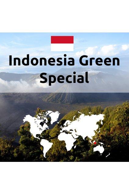Indonesia Green Special (na hubnutí)