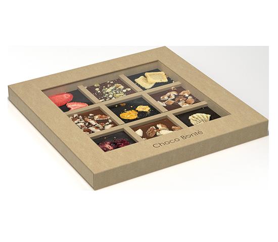 Čokoláda na e-shopu