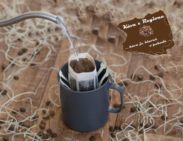 Káva ve filtru