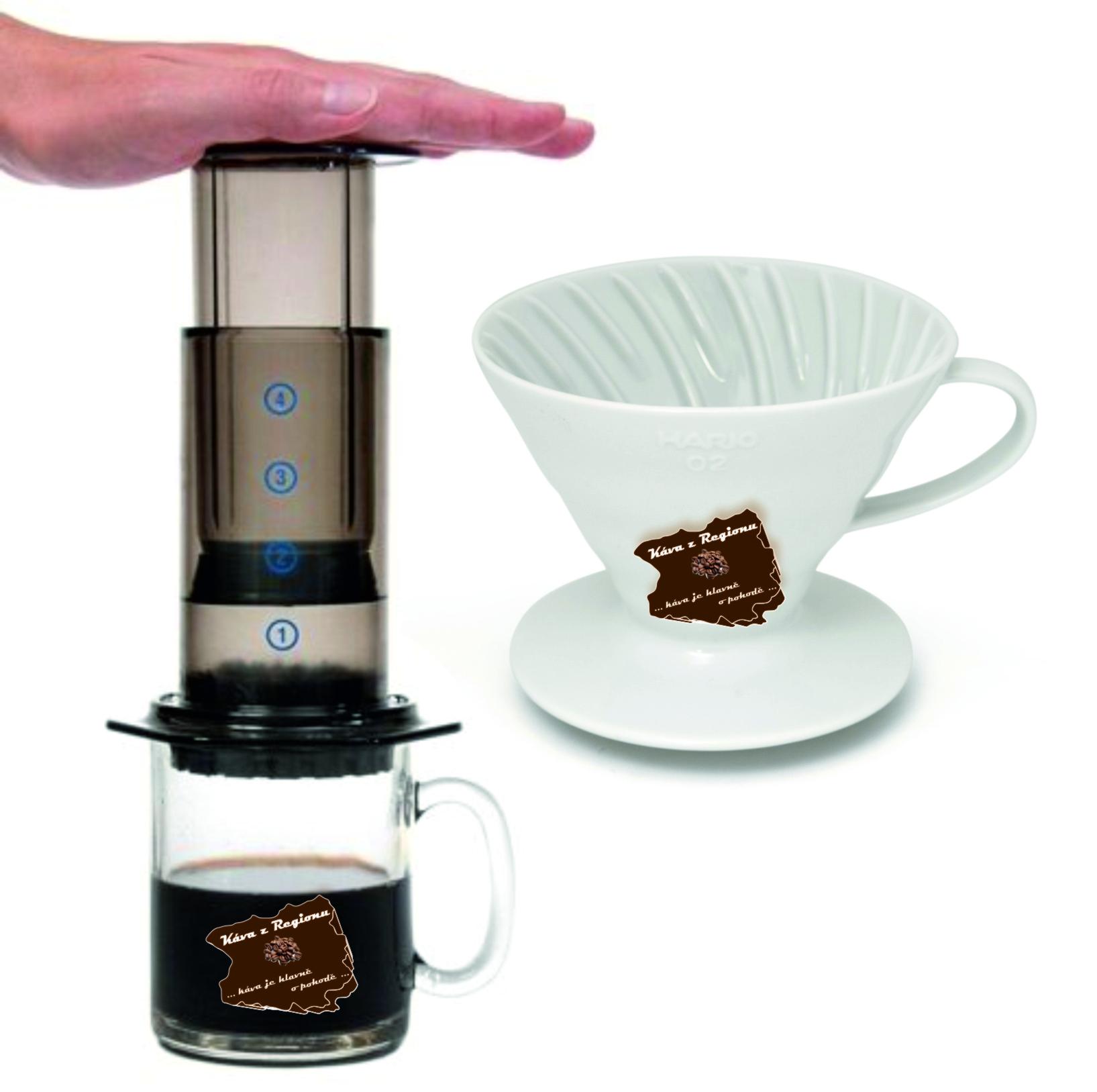 Nové trendy v přípravě kávy