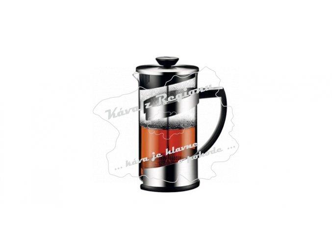 Konvice na čaj a kávu TEO French press