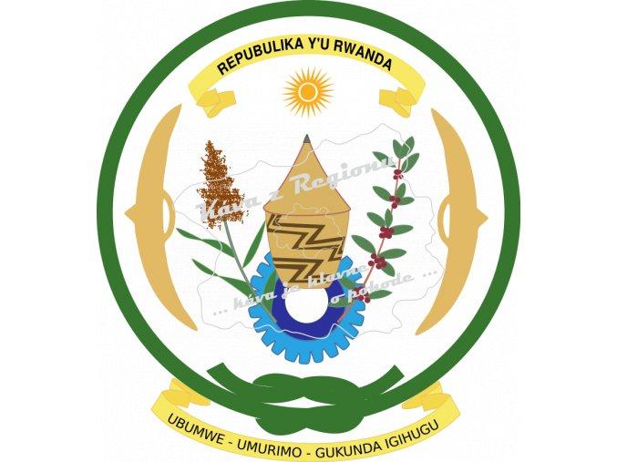 Rwanda znak