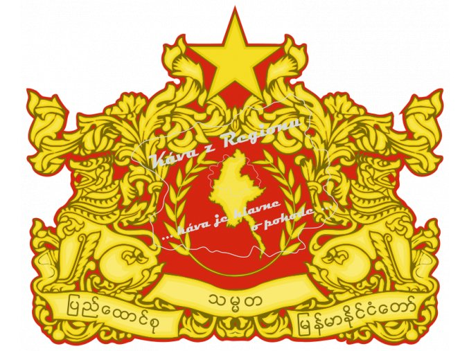 Myanmar znak