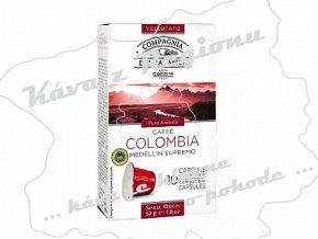 CORSINI kapsle Colombia 10ks 52g