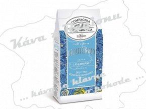 Corsini Pure Arabica Decaffeinato mletá (bez Kofeinu) 250g