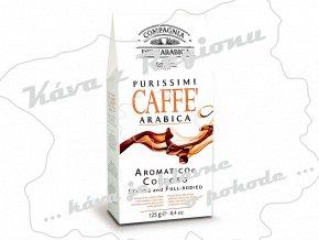 Corsini Purissimi Caffe' Arabica mletá 125g